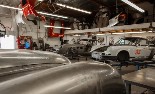 This local garage is home to world class craftsmen for Garage class auto