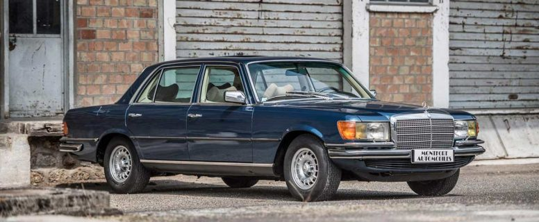 Mercedes-Benz 450SEL 6 9 Was All About Engineering • Petrolicious