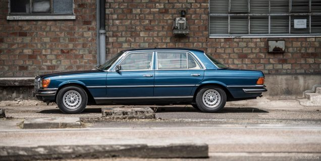 Mercedes Benz 450sel 6 9 Was All About Engineering