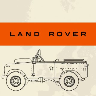The Land Rover Series Visualized