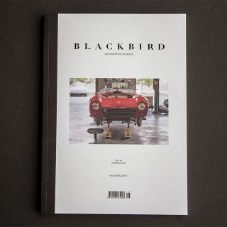Blackbird Automotive Journal Shines Brightly