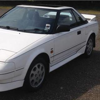 Toyota MR2 is Original and Available