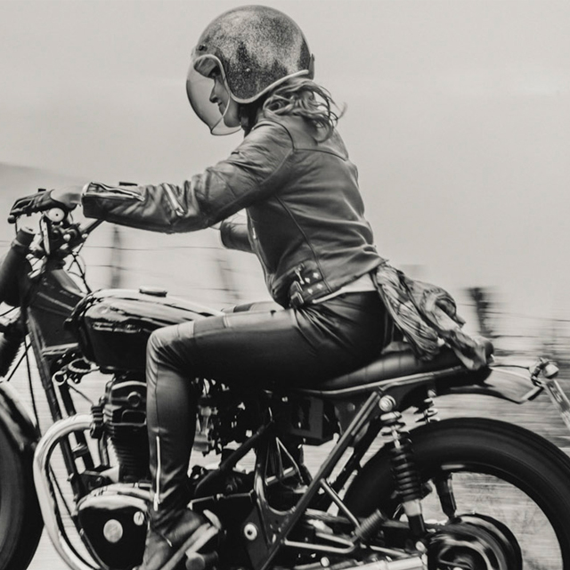 Wheels & Waves is Classic Motorcycles and Surfboards