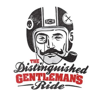 This Sunday is the Distinguished Gentleman's Ride
