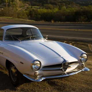Driven by Design: Alfa Romeo Giulia Sprint Speciale