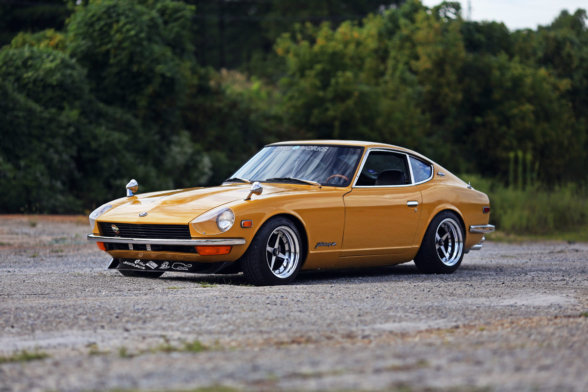 datsun 240z owner left no bolt unsnapped petrolicious. Black Bedroom Furniture Sets. Home Design Ideas
