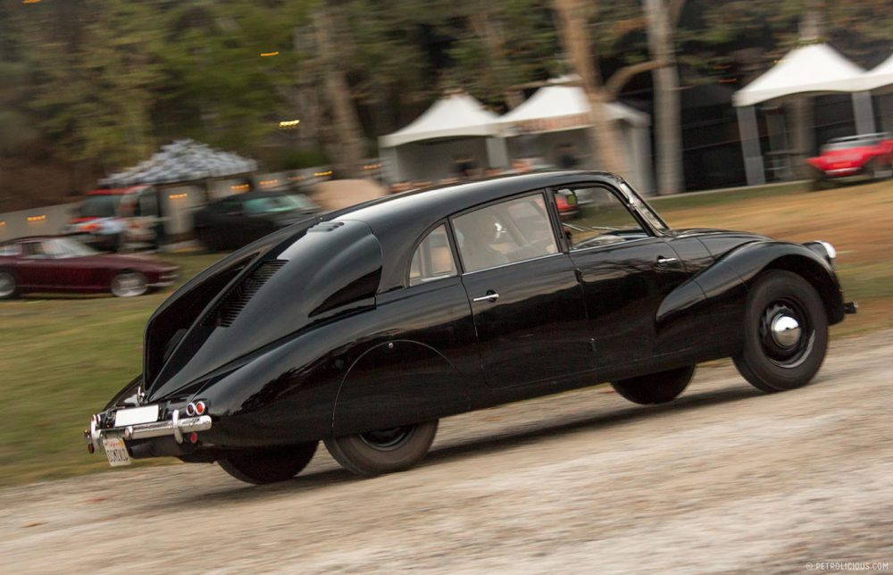 Car Classic Shines Spotlight on Vintage and Movie Cars • Petrolicious