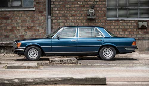 The Ten Best Classic German Sports Sedans Under Petrolicious