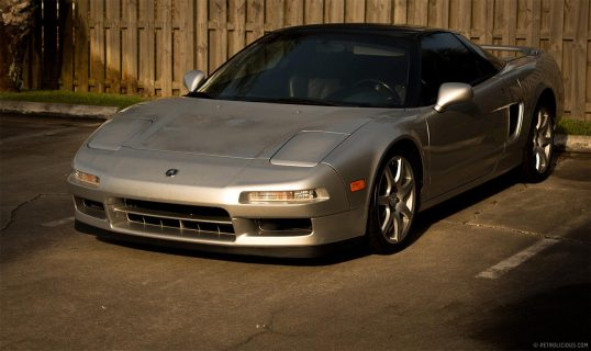 Taking A 3500 Mile Test Drive in an Acura NSX (1 of 4) • Petrolicious