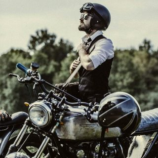 The Distinguished Gentleman's Ride - Paris Style Edition (2 of 2)