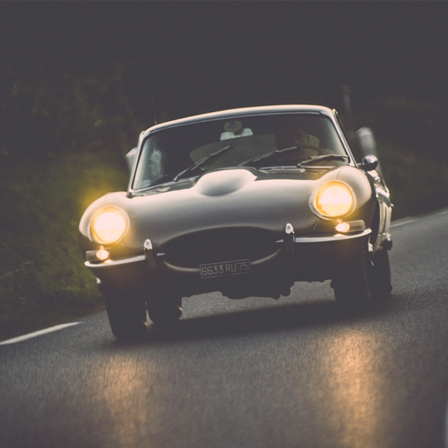 The Most Stylish Way to Attend the Goodwood Revival