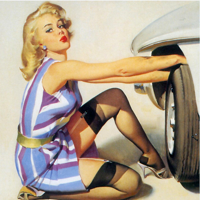 The Art of the Pin-Up