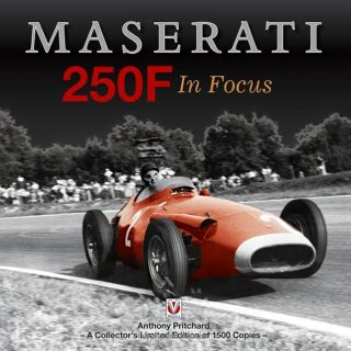Book Review: Maserati 250F In Focus
