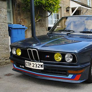 What Classic German Sports Sedan Would You Buy For Under