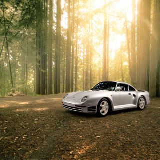 A Porsche 959, the Lottery, Government, and You