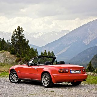 Mazda Miata MX-5 Road Trip Led to New Career