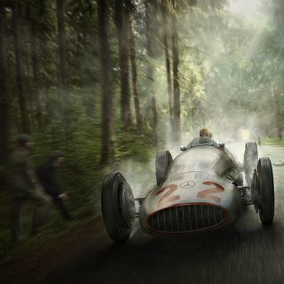Bringing the Silver Arrows Back to Life