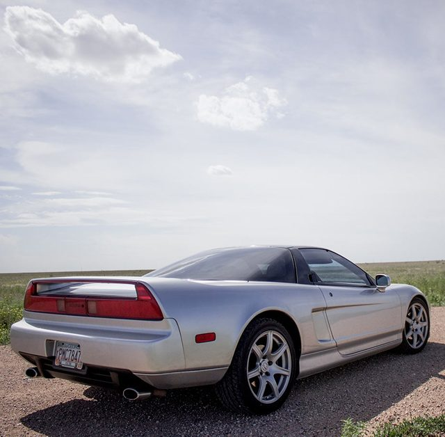 The Acura NSX Is Faster Because It's Better (3 Of 4