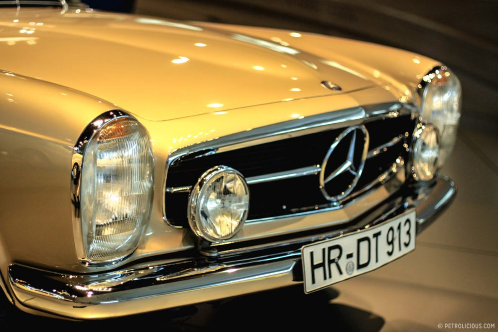 Mercedes Benz Germany History >> The Mercedes Benz Museum Is A Quick Trip Through Their History