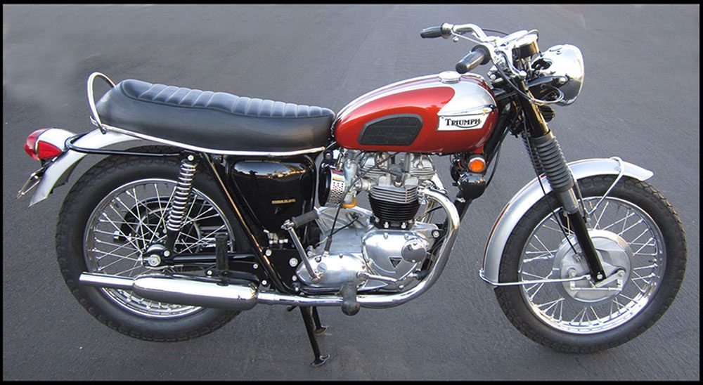This GT Is A Cafe Racer Blank Canvas Its Equipped With Front Disc Brake And Includes New Battery