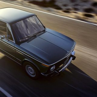 This BMW 2002 Is A Model Of Perfection