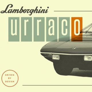 Driven by Design: Lamborghini Urraco
