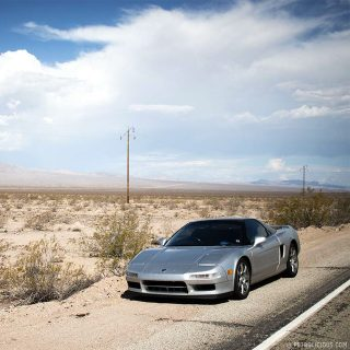Buy an Acura NSX and Then Test-Drive It (4 of 4)