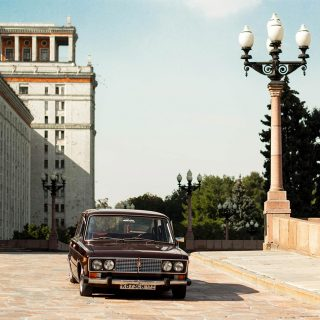 Despite Lorry and License Issues, Lada Motors On