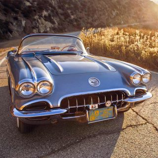 This Corvette and Dick Guldstrand are of Another Era