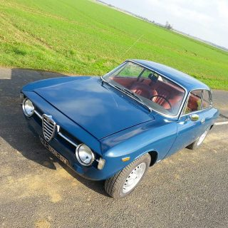 A Useless Alfa Romeo Giulia Becomes Essential