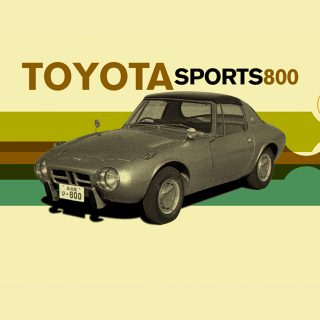Driven by Design: Toyota Sports 800
