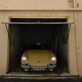 The Porsche 911 Arrived, Then Refused to Go