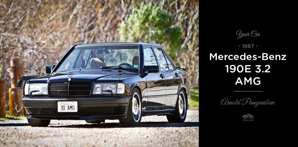Mercedes Benz Amg Baby Hammer Is A Dream Fulfilled Petrolicious