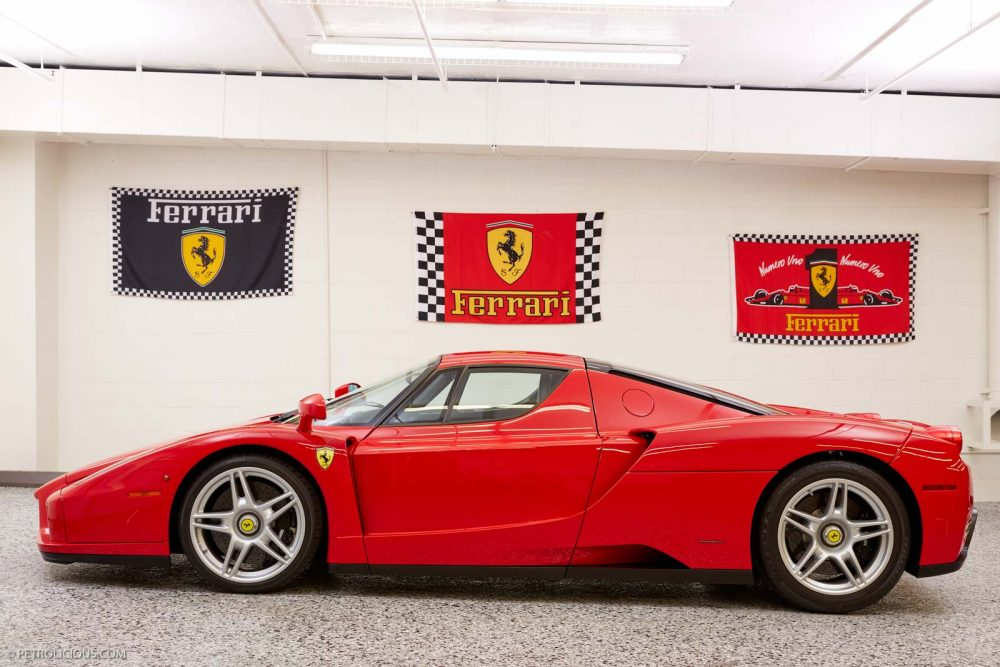 Tags Classic Cars/ David Lee/ Ferrari Collection/ Supercars