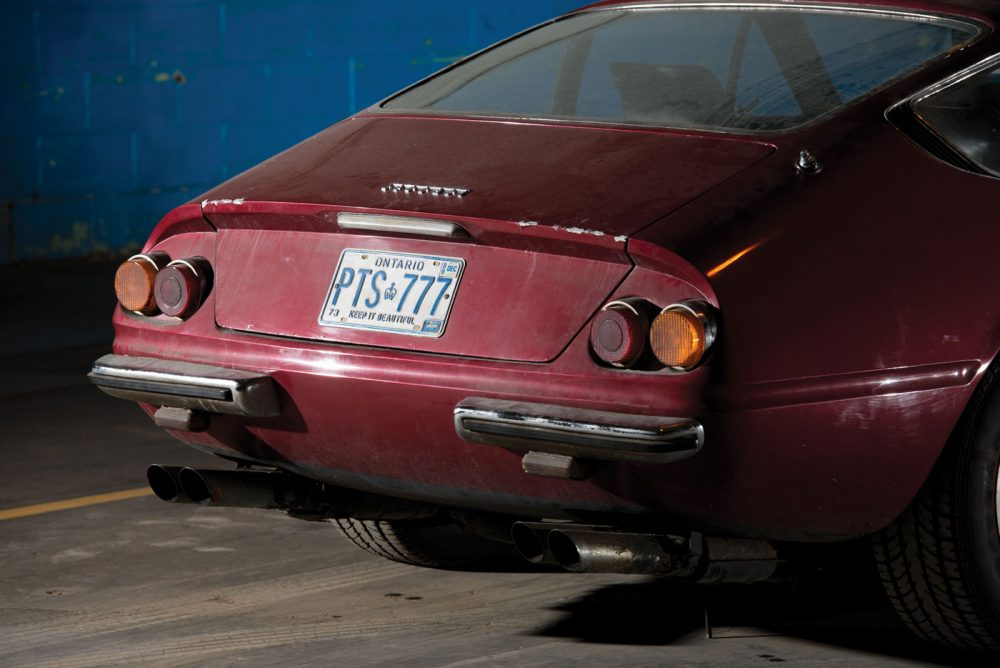 RM Auctions Ferrari Daytona Condo Find Ready To Disco O Petrolicious