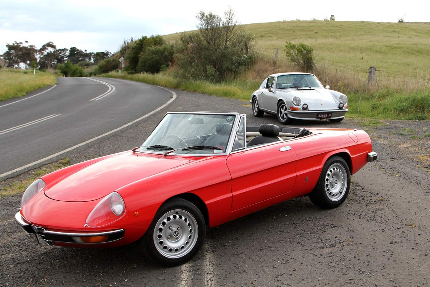 this alfa romeo 1750 spider is a family jewel petrolicious. Black Bedroom Furniture Sets. Home Design Ideas