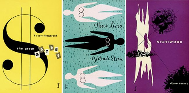 Classic Book Covers For Sale : Alvin lustig was the original design strategist petrolicious