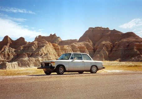 Four Days In A Four Speed BMW 2002 At 4,000 RPM • Petrolicious