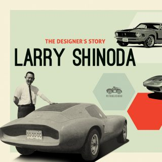 Expelled From Design School, Larry Shinoda Designed an Icon