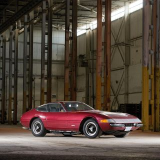 RM Auctions Ferrari Daytona Condo-Find Ready to Disco