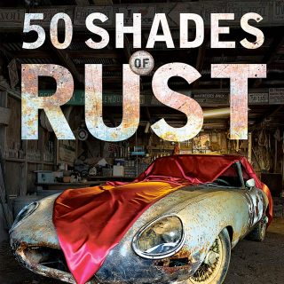 Book Review: 50 Shades of Rust