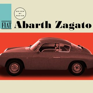 Driven by Design: Fiat-Abarth 750 Zagato