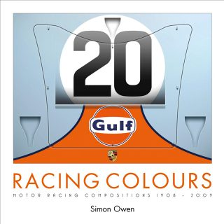 Book Review: Racing Colours