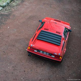 BMW M1 of a Kind