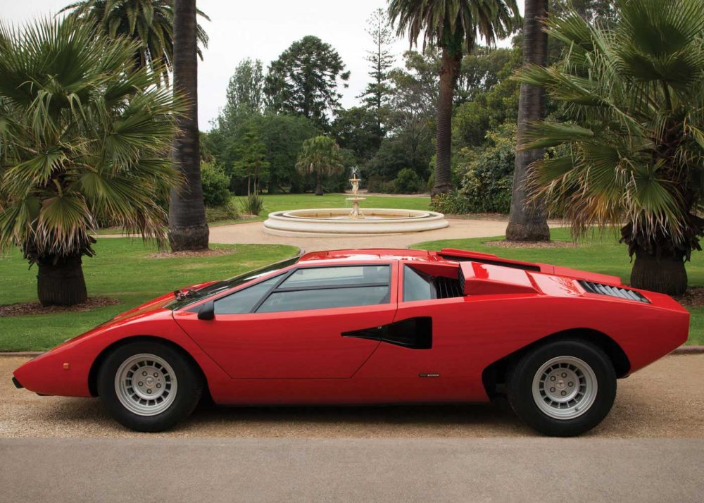 The Lamborghini Countach Is A Concept Car Come True Petrolicious