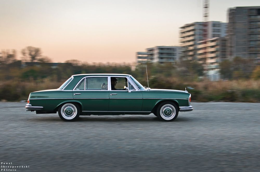 Classic Mercedes Benz Is A Star In Poland Petrolicious