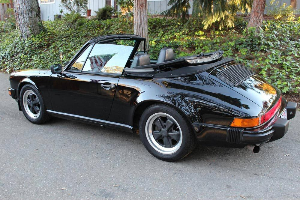 Classic German Convertibles Under Available Now