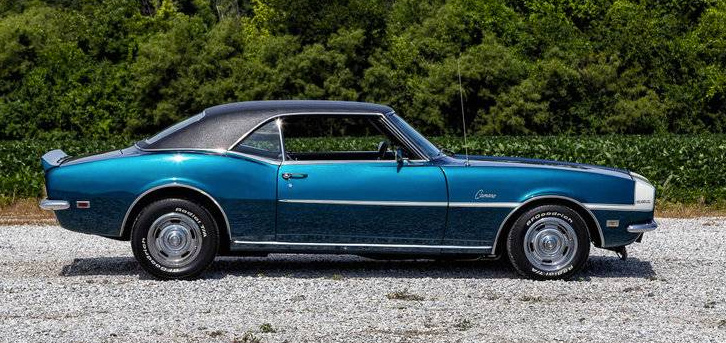 First Gen Camaros Available Now On Hemmings Petrolicious