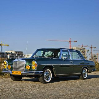 Classic Mercedes-Benz Is a Star in Poland