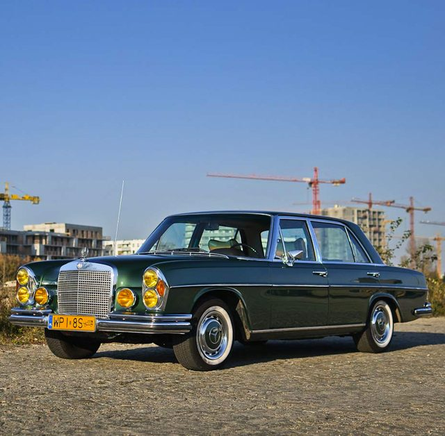 Classic Mercedes-Benz Is A Star In Poland • Petrolicious